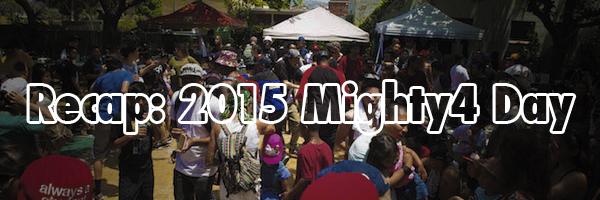 Recap - 2015 M4 Day